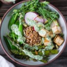 Green Goddess Buddha Bowl