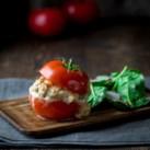 Tomato Bun Tuna Melt