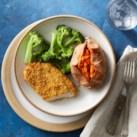 Healthy Oven-Fried Pork Chops