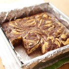 Peanut Butter Swirl Chocolate Brownies