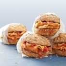 Pork Primavera Sandwiches