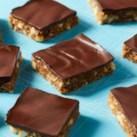 Chocolate-Peanut Butter Energy Bars