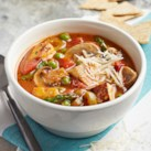 Vegetable and Tofu Soup