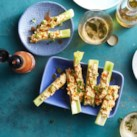 Buffalo-Chicken Celery Sticks