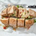 Pressed Tuna Sandwich (Pan Bagnat)