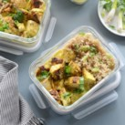 Meal-Prep Curried Chicken Bowls