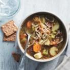 Lentil & Root Veggie Soup