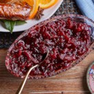 Spiced Orange-Cranberry Sauce