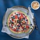 Vegan Watermelon Fruit Pizza