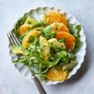 Citrus-Arugula Salad