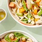 Chopped Chicken & Sweet Potato Salad