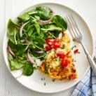 Asparagus & Potato Frittata