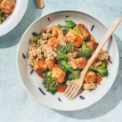 Sweet & Sour Chicken with Broccoli