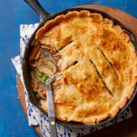 Skillet Chicken Potpie