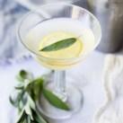 Sagey Gin Gimlet