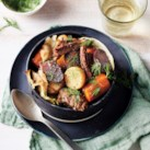 Slow-Cooker Chuck Roast with Potatoes & Carrots