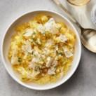Lemon-Parmesan Instant Pot Spaghetti Squash