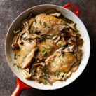 Creamy Chicken & Mushrooms