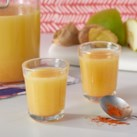 Lemon-Ginger-Cayenne-Apple Shots