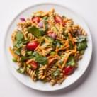 Spinach & Dill Pasta Salad