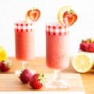 Whipped Frozen Pink Lemonade