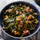 Gomen (Ethiopian-Style Collard Greens)