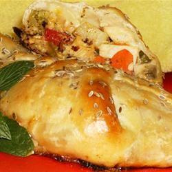 Chicken Crescent Braid LOVEBREEZY