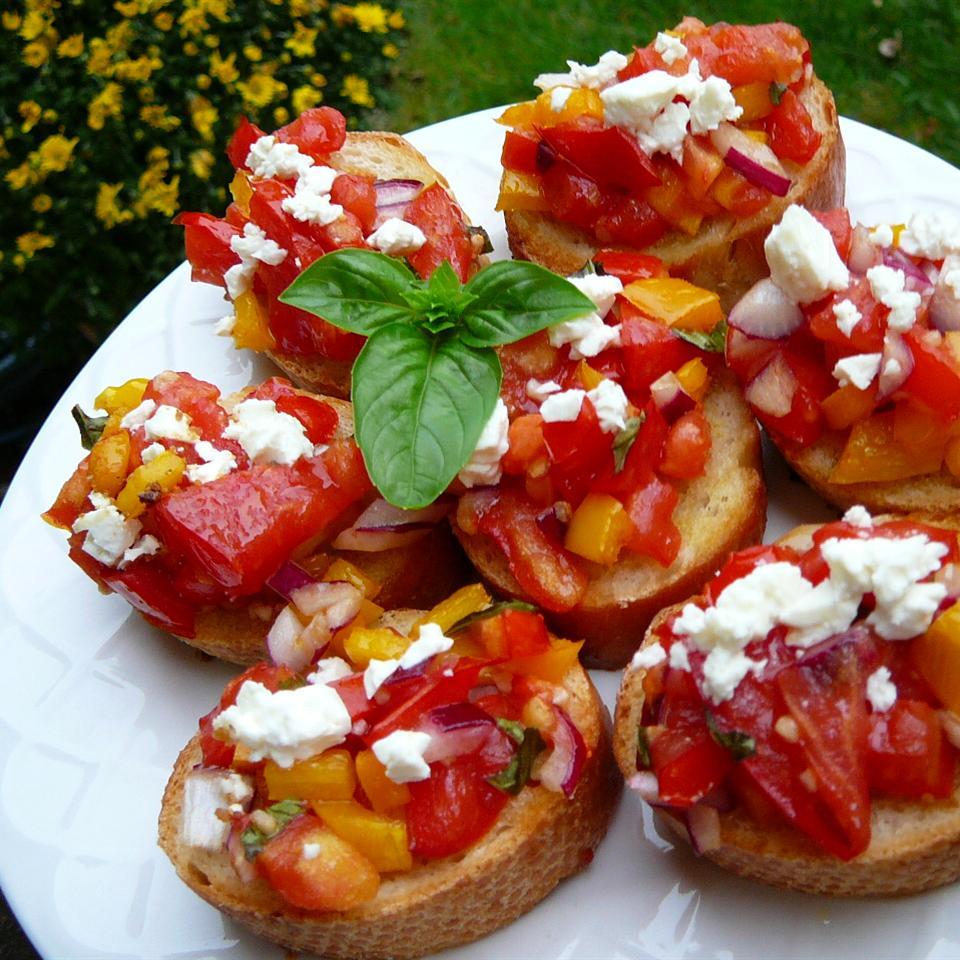 Tomato Bruschetta image