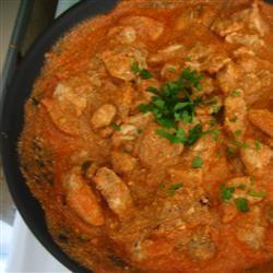 Chicken Tikka Masala belleshell