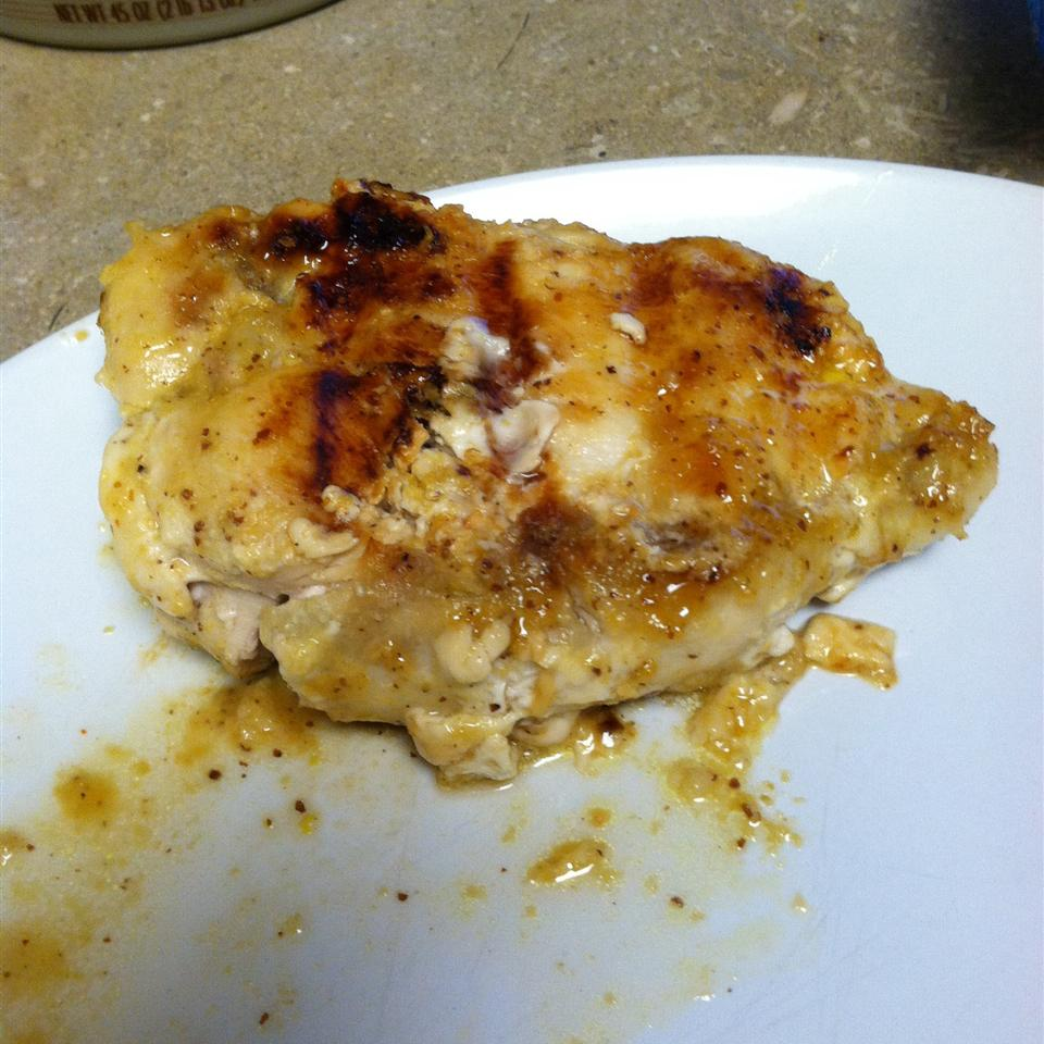 Honey Mustard Grilled Chicken Ashley Masisak