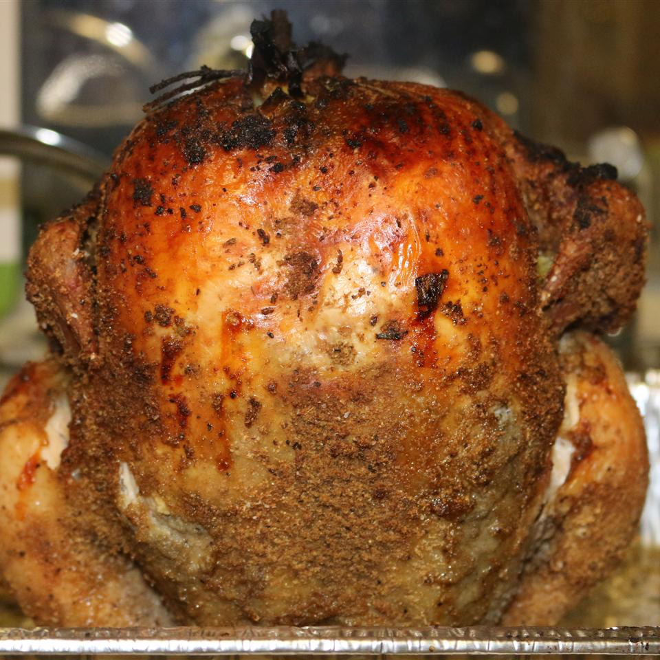 Baked Beer Can Chicken