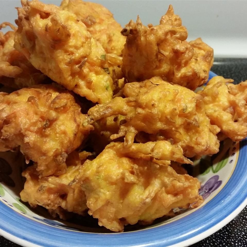Delectable Carrot Fritters