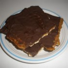 Chocolate Covered Matzo - Chocolate covered matzo is the perfect Passover dessert and a great way to use leftover matzo.