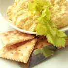 Deviled Egg Appetizer Dip - This recipe turns the idea of deviled eggs into a tasty dip to serve with crackers or vegetables.