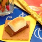 Butterfinger S'mores - These oven-made Butterfinger S'mores are easy to make and your kids will love them.