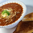 Wazzu Tailgate Chili - This simple chili is full of flavor and plenty spicy. It's best when made the day before, refrigerated overnight, then reheated right before the big game.
