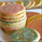 Refrigerator Cookies I - These cookies are great to make ahead and have on hand for cookie emergencies. A simple slice and bake cookie that keeps well in the refrigerator or freezer.