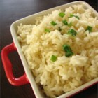 Classic Rice Pilaf - A tasty and foolproof alternative to your standard rice side dish is rice pilaf! Baked in the oven, it comes out fluffy and tender every time.