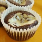 Black Bottom Cupcakes II - Made-from-scratch chocolate cupcakes with a great cream cheese surprise!