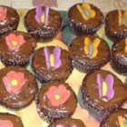 Easy Chocolate Cupcakes - These chocolate cupcakes are easy to make and very tasty.  You can also bake them as a cake.