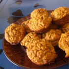 Healthy Pumpkin Zucchini Muffins - Zucchini and pumpkin give these muffins added color and fiber and are perfect for on-the-go breakfast or snacks.
