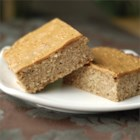 High-Fiber, High-Protein Breakfast Bars - Ingredients such as wheat germ, flaxseed, protein powder, peanut butter and oats make these breakfast bars a healthy and tasty way to start the day.