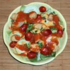Honeymoon Dressing - This simple mixture of ketchup, vegetable oil, and sugar are beaten in a stand mixture to achieve a creamy texture for this quick and easy French dressing replacement.