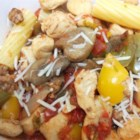 Chef John's Chicken Riggies