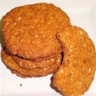 Anzac Biscuits I - Traditional recipe from Australia and New Zealand. Associated with the joint public holiday (ANZAC Day) to commemorate the Gallipoli landings during WW1.