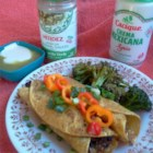 Quick Beef Taquitos - Always a crowd pleaser, this taquito recipe is fast and delicious with beef, cheese, and chiles.