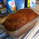 Mother's Banana Bread - This is a big banana-nut loaf with a big banana taste.  Baking powder gives extra leavening.