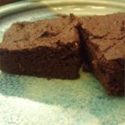 Vegan Gluten Free Brownies - Here's a brownie recipe for those who want their chocolatey treat without the egg or gluten.