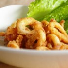 Cory's Best Calamari - My mom always cooked this recipe when I was a kid: deep fried calamari. This is one of our family's favorite foods.  Simple yet very delicious.