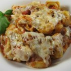 Italian Sausage Tortellini Bake - This delicious Italian baked tortellini dish will have you coming back for seconds.